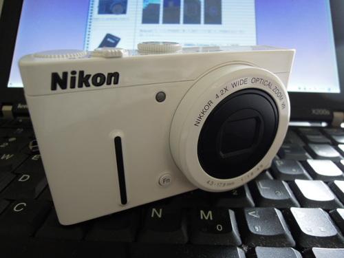 Nikon COOLPIX P310 ホワイト 毎日がニコン