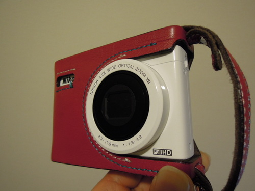 Nikon COOLPIX P310用ケース(クレイスミスP300用ケースが使える)