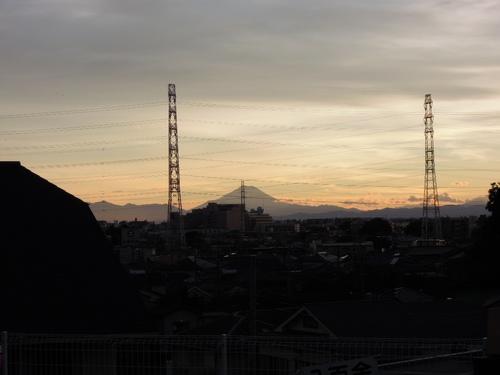 富士山 ニコンP310はレンタル中につきP300で撮影