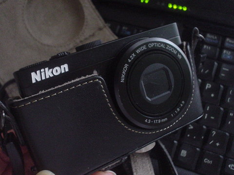 ニコンP300カメラケース画像