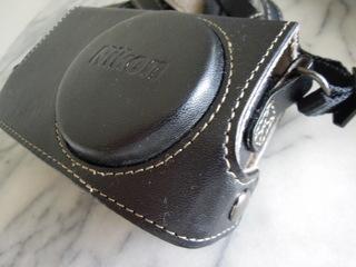 ニコンP300用ケース Nikon カメラケース CS-NH41 ブラック CS-NH41BK