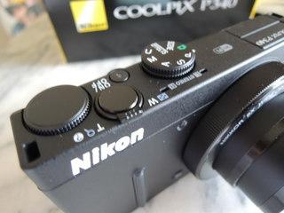 買った。Nikon COOLPIX P340